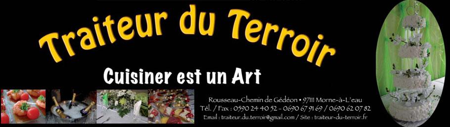 Traiteur du Terroir - Mariage Guadeloupe